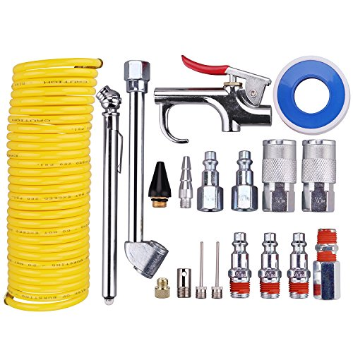 Compressor Tool Set (WYNNsky Air Compressor Accessory Kit, 1/4