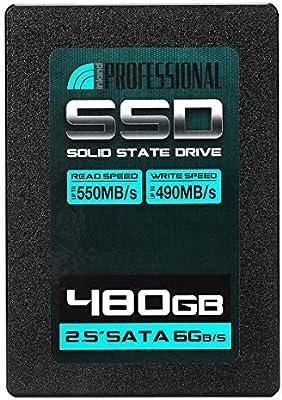 Inland Professional 480GB SSD 3D NAND SATA III 6Gb/s 2 5\