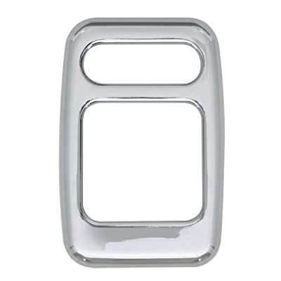Grand General Chrome Plastic Mirror Switch Bezel for Freightliner, 2005 Up: Automotive