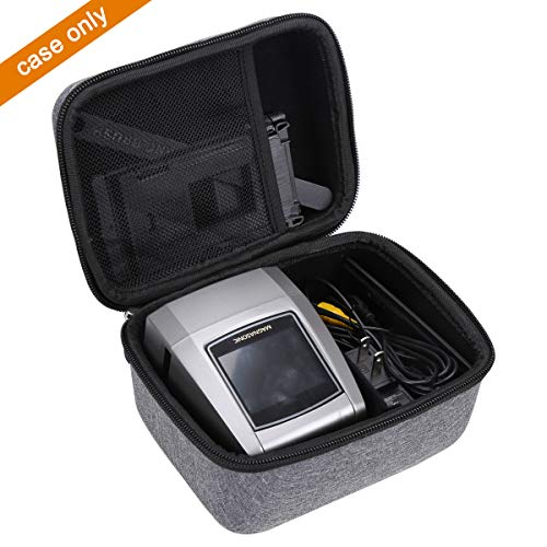 Aproca Hard Carry Travel Case for Magnasonic All-in-One High Resolution 22MP Film Scanner