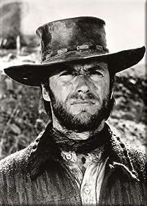 "1 X Clint Eastwood Magnet~ Cowboy~ Approx 2.5"" x 3.5"""