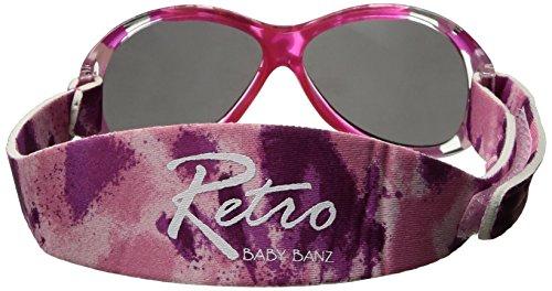 Banz bb00245Retro gafas de sol bebé con elástico correa de neopreno