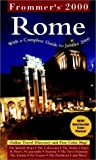 Frommer's Rome 2000, Frommer's Staff, 002863070X