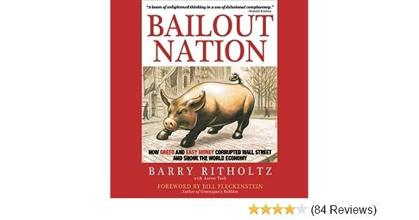 Amazon Bailout Nation Audible Audio Edition Barry Ritholtz