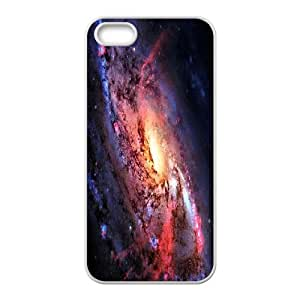 IPhone 5,5S Cases Swirling Galaxy .png, IPhone 5,5S Cases Galaxy, [White]