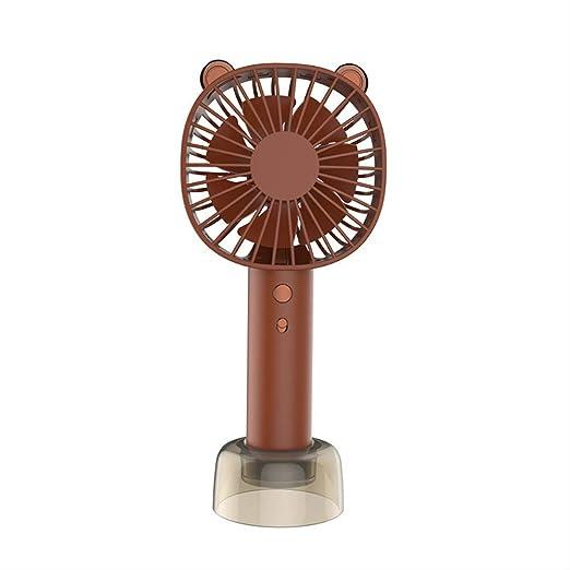 Mini Ventilador Nuevo Lindo Ventilador De Mano Mini Recargable ...