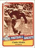 1989 Swell Greats Football Card #19 Clarke Hinkle Mint