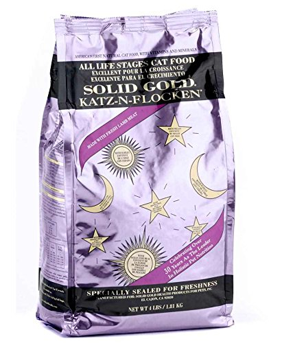 Solid Gold Katz-n-Flocken - Lamb - 4 lb