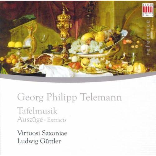 Amazon.com: Musique de table, Part III: Concerto for 2