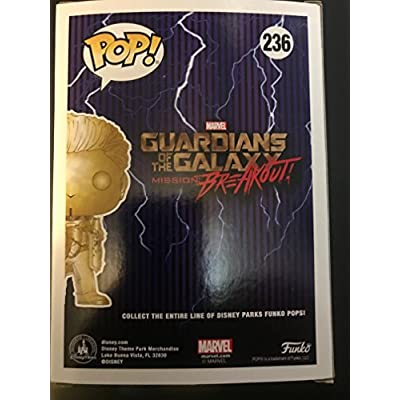Funko Pop! Marvel #236 Guardians of The Galaxy The Collector