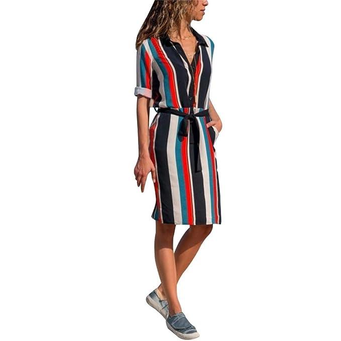 Vestidos sueltos para mujer
