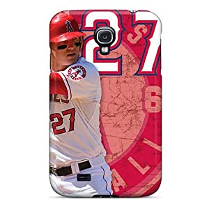 MiniBeauty Galaxy S4 Well-designed Hard Case Cover Player Action Shots Protector