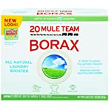 Twenty Mule Team Natural Laundry Booster & Multi Purpose Cleaner - 65 oz