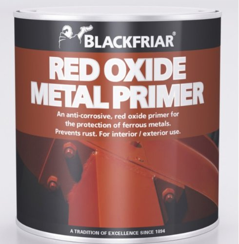 BLACKFRIAR Red Oxide Metal Primer Paint 5ltr