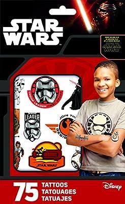 Star Wars Episode 7 Tattoo Bag, Standard