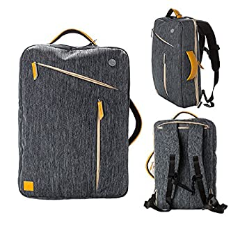2c065d855b1 eimo Transformable 15 inch Waterproof Laptop Knapsack bag with Multi-sized  pockets for Laptop 15