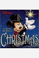 Disney The Little Big Book Of Christmas Capa dura