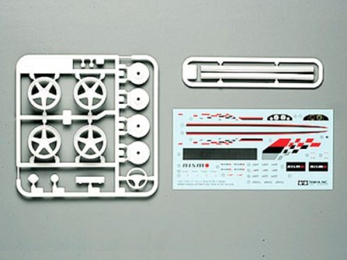 Skyline Gt-r Nismo Dress-up Parts Set Tamiya 12608