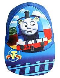 "Children Baseball Cap,Thomas & Friends Caps/Hat,Adjustable,Official Licensed (54cm/21.2"", Blue)"