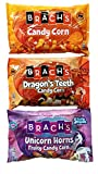 Classic Candy Corn 11 Oz, Dragon's Teeth Candy Corn 9 Oz, Unicorn Horns Candy Corn 9 Oz - Variety Pack Bundle of 3