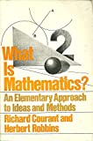 What Is Mathematics?, Richard Courant and Herbert Robbins, 0195025172