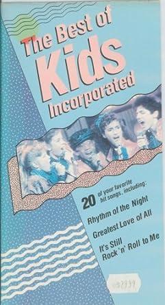 Amazon Com The Best Of Kids Incorporated Stacy Ferguson Ryan