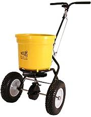 Streuwagen Zentrifugalstreuer Pro von Texas für Streusalz und Düngemittel CS2500 25 Liter