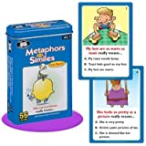 Metaphors and Similes Fun Deck Cards - Super Duper Educational Learning Toy for Kids