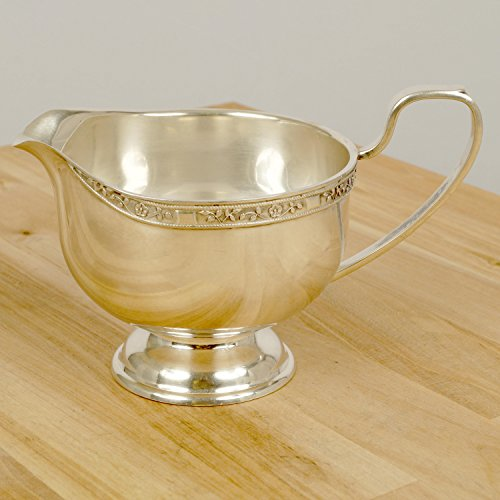 Silver Plated Creamer    Vintage    Viners of Sheffield    England    E.P.N.S A1