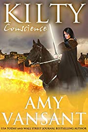 Kilty Conscience: Time-Travel Urban Fantasy Thrillers with a Killer Sense of Humor (Kilty Series Book 2)