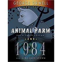 Animal Farm/1984 Boxed Set