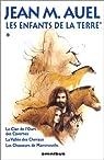 Les enfants de la terre - Intégrale 01 : Le clan de l'ours des cavernes - La vallée des cheveux - Les chasseurs de mammouths par Auel