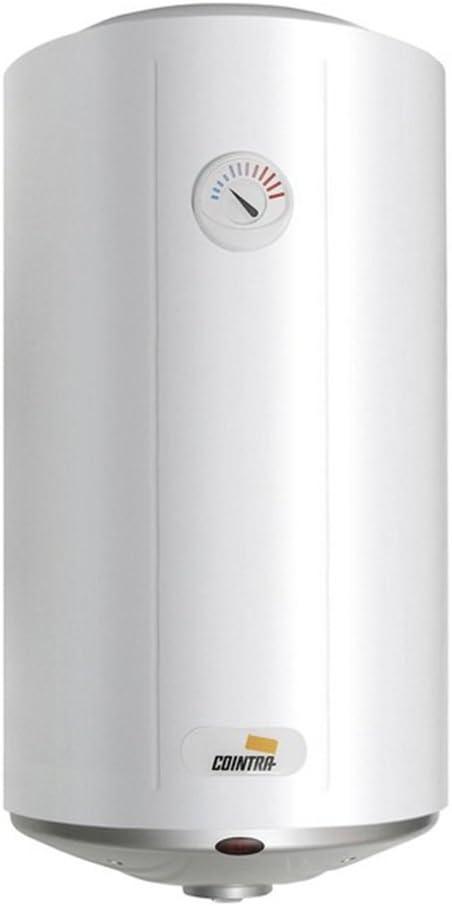 Cointra TNC S Termo TNC50S Plus 50 LTS Redondo Cq, 48.5 litros, Blanco