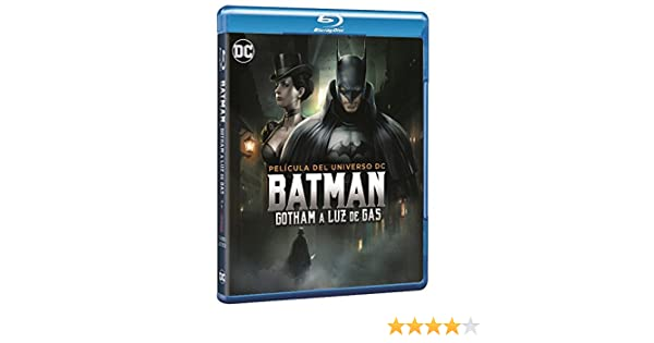 Batman: Gotham By Gaslight Blu-Ray [Blu-ray]: Amazon.es ...