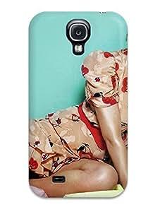 Galaxy S4 Cover Case - Eco-friendly Packaging(cheryl Cole Hot Beautiful Brunette British Singer Musicians People Women) wangjiang maoyi