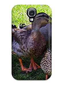 Snap-on Case Designed For Galaxy S4- Birds S