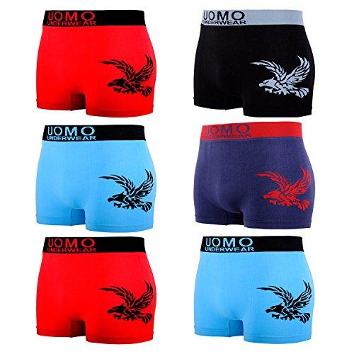 Confezione Boxer Shorts Boxer For da 1204 Lk 1205 6 Men Zvxdwq0Tn