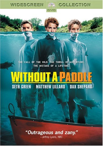 Image result for without a paddle