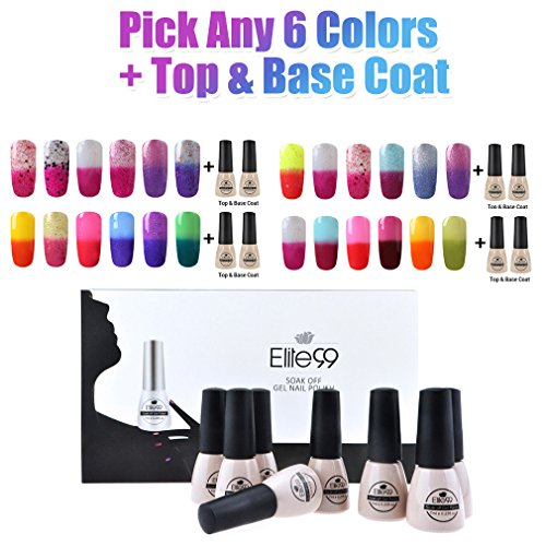 Elite99 Thermal Changing Lacquers Maniure