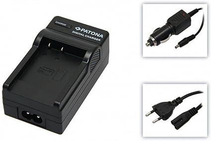 Patona Akku Ladegerät Für Sony Np Bn1 Black Kamera