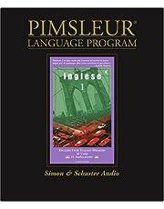 English for Italian I, Comprehensive: Learn to Speak and Understand English for Italian with Pimsleur Language Programs (Volume 1)