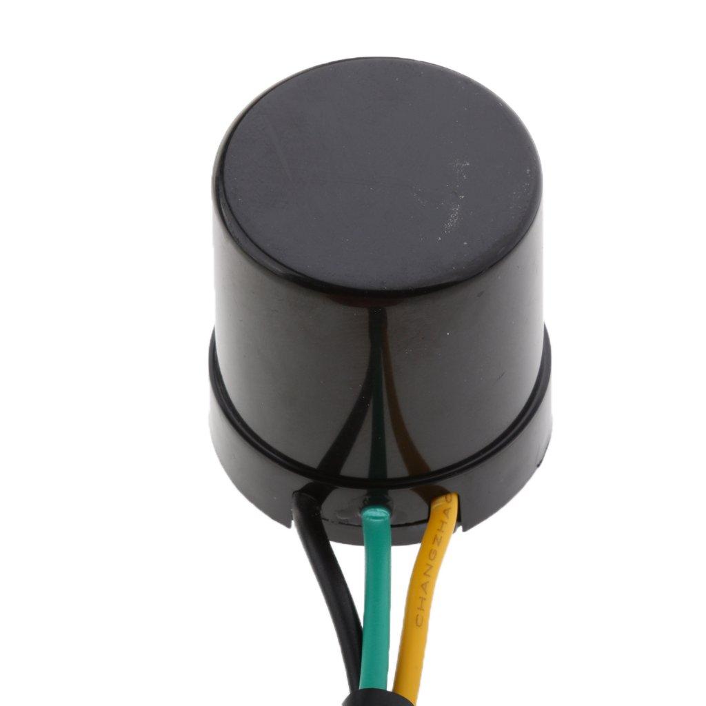 Dovewill 3-Pin Turn Signal Flasher Blinker Relay For Motorcycle ATV Lamp Led Light