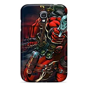 Case Cover Deadpool/ Fashionable Case For Galaxy S4