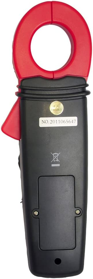 Measures AC//DC Volts and AC Amps PYLE Meters PCMT20 Digital AC//DC Auto-Ranging Clamp Meter