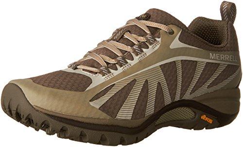 Merrell Women's Siren Edge Hiking Boot, Aluminum, 9 M US (Merrell Womens Athletic Shoes)