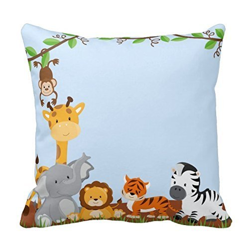 Jungle Pillow - 9