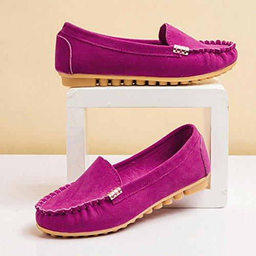 MML MML Ville Pour Femme Lacets 11917 de rose à vif Chaussures 1dPdq