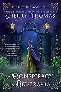 Book Cover: A Conspiracy in Belgravia