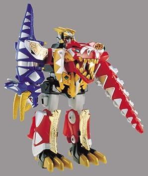 Dino thunder megazord toys