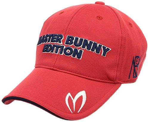 [マスターバニー] [メンズ] 軽量 キャップ UV対策 (サイズ 調整可能)/158-8187201/帽子 ゴルフ